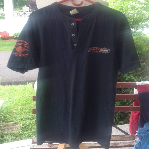 Harley-Davidson Other - Mens Harley shirt.